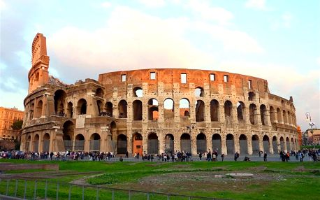 Itálie - Řím autobusem na 5 dnů, snídaně v ceně
