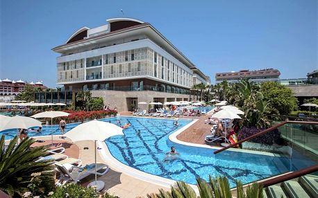Turecko - Side - Manavgat letecky na 8-15 dnů, all inclusive