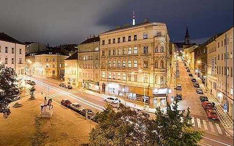 Obdivuhodná Praha s ubytováním v hotelu Dalimil na Žižkově kousek od centra města