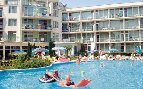Bulharsko - Slunečné pobřeží letecky na 8-15 dnů, polopenze