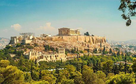 Řecko letecky na 7 dnů, polopenze