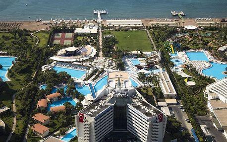 Turecko - Antalya letecky na 8-13 dnů, all inclusive