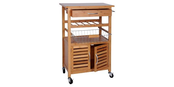 EH Excellent Houseware Univerzální vozík na kolečkách2