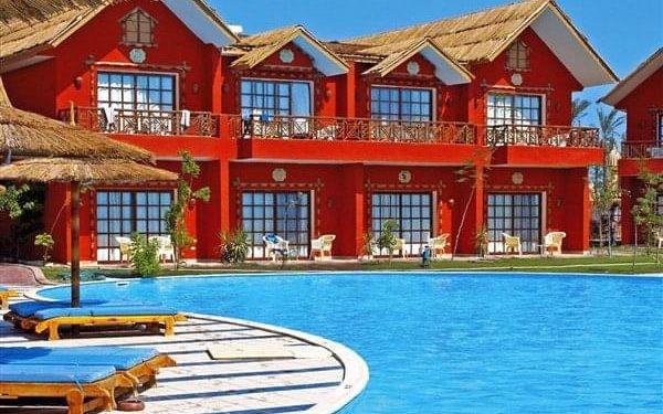 Hotel Jungle Aqua Park, Hurghada (oblast), letecky, all inclusive2