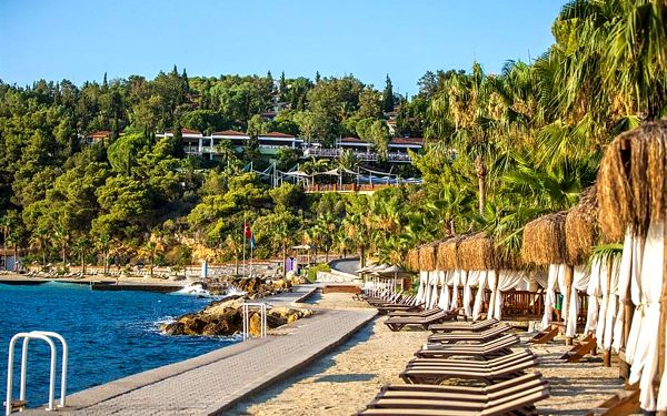 Hotel Pine Bay Holiday Resort, Kusadasi, letecky, all inclusive2