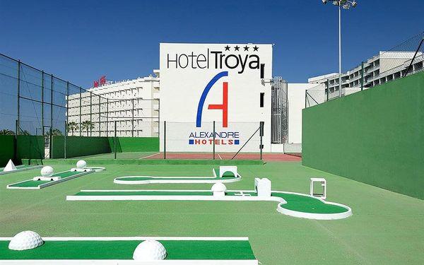 Hotel Troya, Tenerife, letecky, polopenze2