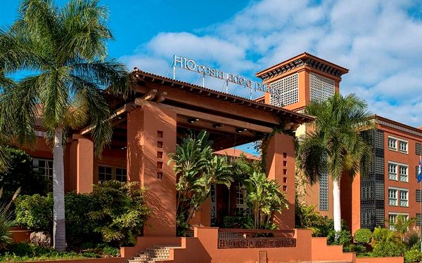 Hotel H10 Costa Adeje Palace, Tenerife, letecky, polopenze2