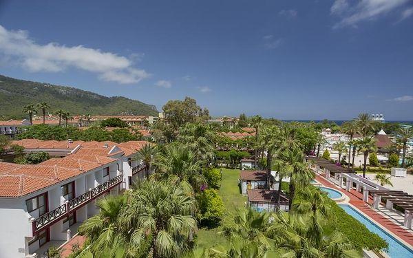 Hotel PGS Kiris, Kemer, letecky, all inclusive2