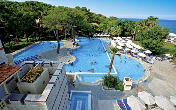Hotel Ulusoy Kemer Holiday Club, Kemer, letecky, all inclusive2