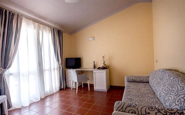 Hotel Blu Laconia, Sardinie, letecky, all inclusive4