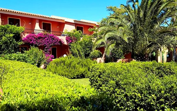 Hotel Blu Laconia, Sardinie, letecky, all inclusive5