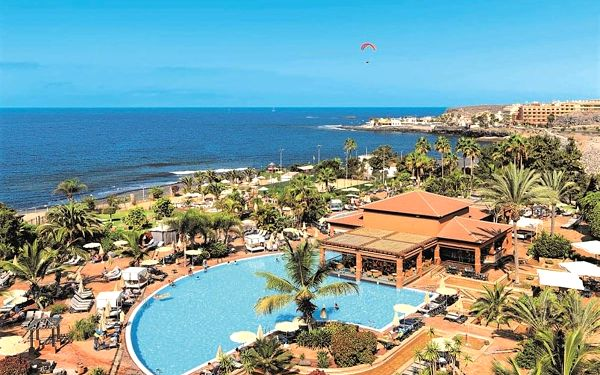 Hotel H10 Costa Adeje Palace, Tenerife, letecky, polopenze4