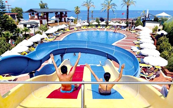 Hotel Sealife Kemer Resort (ex PGS Rose), Kemer, letecky, all inclusive2