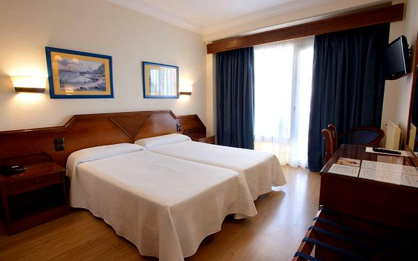 Hotel Fuengirola Park, Andalusie, letecky, polopenze3