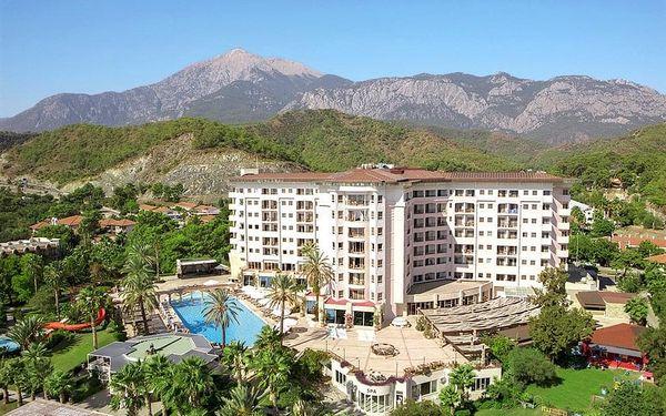 Hotel Kilikya Resort Camyuva, Kemer, letecky, all inclusive2