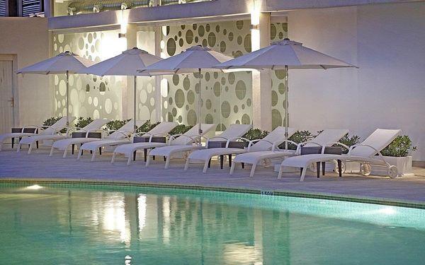 Hotel Caballero, Mallorca, letecky, polopenze2