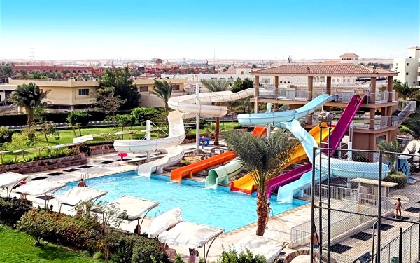 Hotel Desert Rose Resort, Hurghada (oblast), letecky, all inclusive2