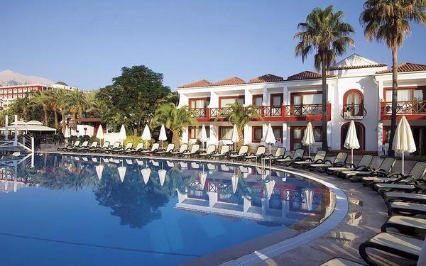 Hotel PGS Kiris, Kemer, letecky, all inclusive3