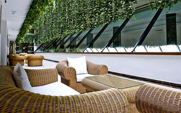Hotel Gala, Tenerife, letecky, polopenze2