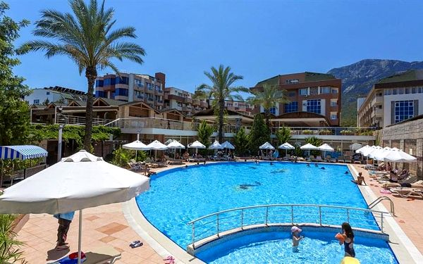 Hotel Sealife Kemer Resort (ex PGS Rose), Kemer, letecky, all inclusive3