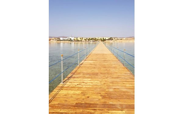 Hotel Blue Reef Resort, Marsa Alam (oblast), letecky, all inclusive2