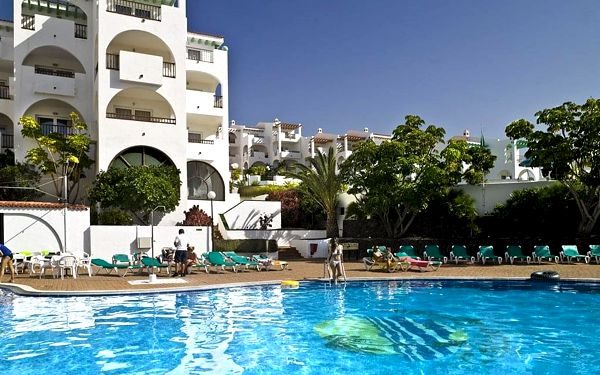 Hotel Blue Sea Callao Garden, Tenerife, letecky, all inclusive2