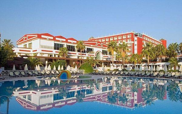 Hotel PGS Kiris, Kemer, letecky, all inclusive5