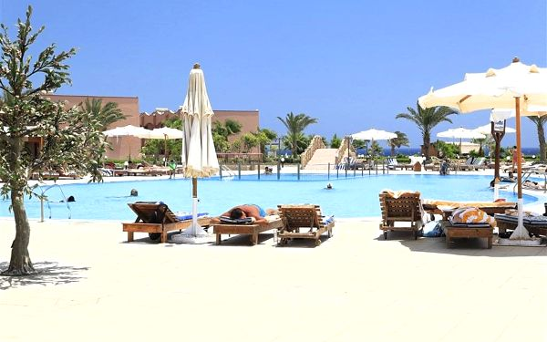 Hotel Three Corners Happy Life Resort, Marsa Alam (oblast), letecky, all inclusive3