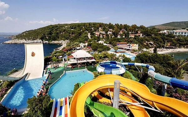 Hotel Pine Bay Holiday Resort, Kusadasi, letecky, all inclusive5