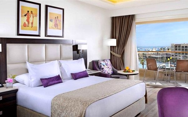 Hotel Albatros White Beach, Hurghada (oblast), letecky, all inclusive3