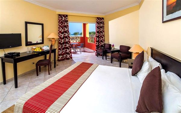 Hotel Royal Tulip Beach Resort, Marsa Alam (oblast), letecky, all inclusive5