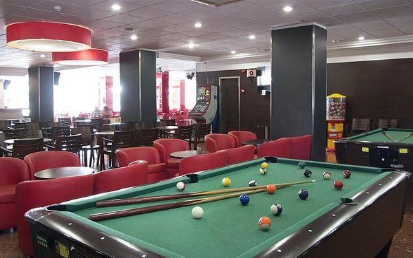 Hotel Santa Monica, Costa Brava, letecky, all inclusive2