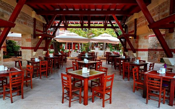 Hotel Ulusoy Kemer Holiday Club, Kemer, letecky, all inclusive4