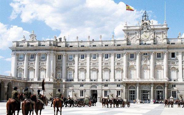 Prodloužený letecký víkend v Madridu, Madrid, letecky, snídaně v ceně2