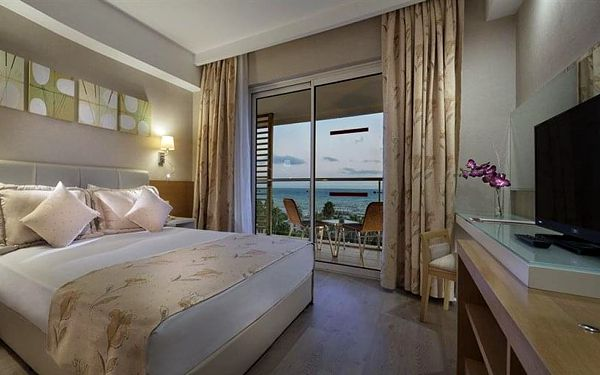 Hotel Trendy Palm Beach, Side, letecky, all inclusive3