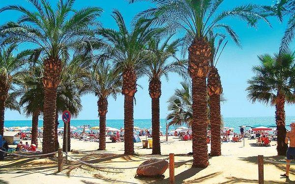 Hotel Santa Monica, Costa Brava, letecky, all inclusive3