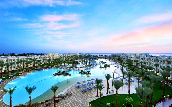 Hotel Albatros Palace Resort, Hurghada (oblast), letecky, all inclusive3