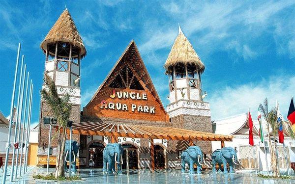 Hotel Jungle Aqua Park, Hurghada (oblast), letecky, all inclusive4