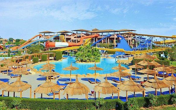 Hotel Jungle Aqua Park, Hurghada (oblast), letecky, all inclusive5