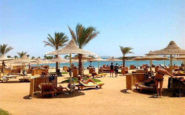 Hotel Desert Rose Resort, Hurghada (oblast), letecky, all inclusive5