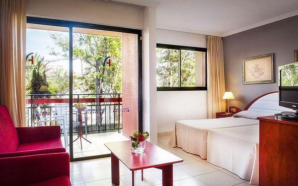 Hotel La Siesta, Tenerife, letecky, polopenze2