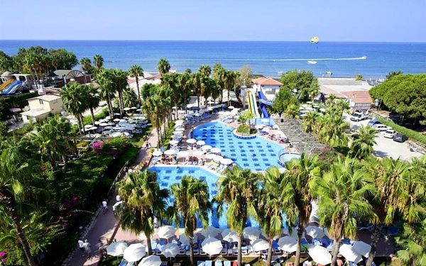 Hotel Trendy Palm Beach, Side, letecky, all inclusive4