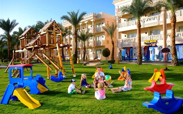 Hotel Albatros Palace Resort, Hurghada (oblast), letecky, all inclusive4