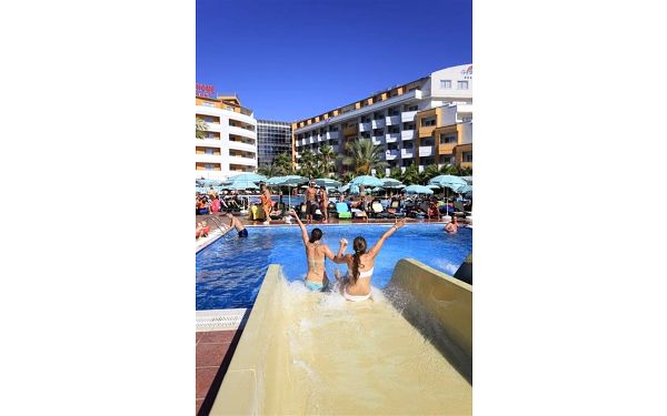 Hotel My Home Resort, Alanya, letecky, all inclusive4