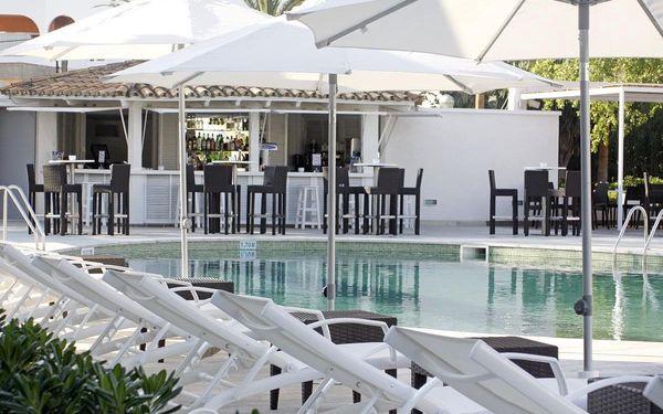 Hotel Caballero, Mallorca, letecky, polopenze5