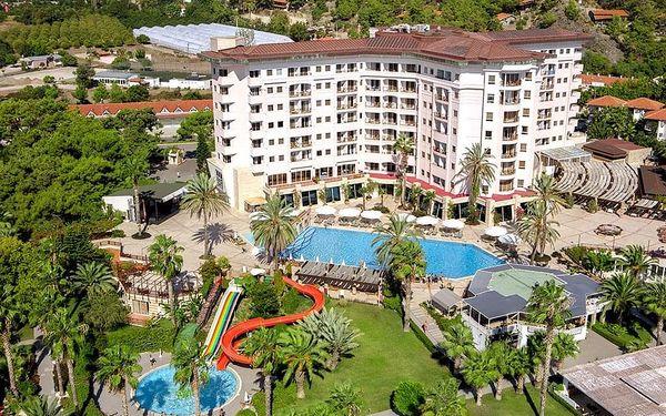 Hotel Kilikya Resort Camyuva, Kemer, letecky, all inclusive5