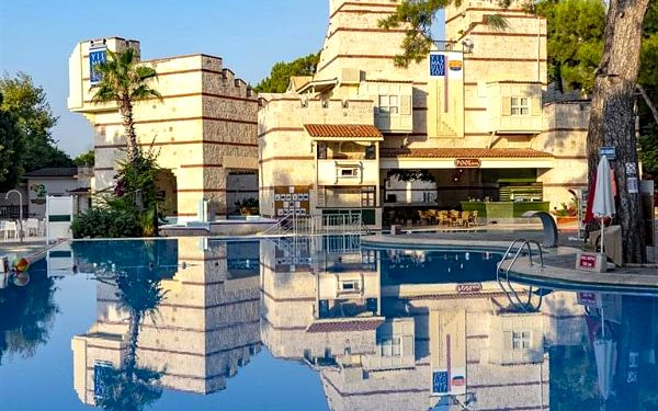 Hotel Ulusoy Kemer Holiday Club, Kemer, letecky, all inclusive5