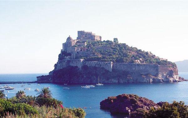 Řím - Neapol - Capri - Ischia (autobusem), autobusem, snídaně v ceně4