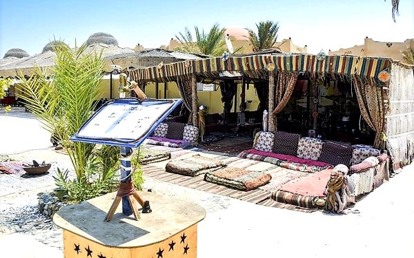 Hotel Blue Reef Resort, Marsa Alam (oblast), letecky, all inclusive3