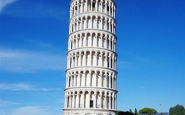To nejlepší z Itálie (autobusem), autobusem, polopenze4
